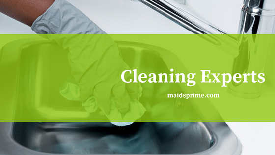 residential and commercial cleaning services in DC, Maryland, and Virginia Maids Prime