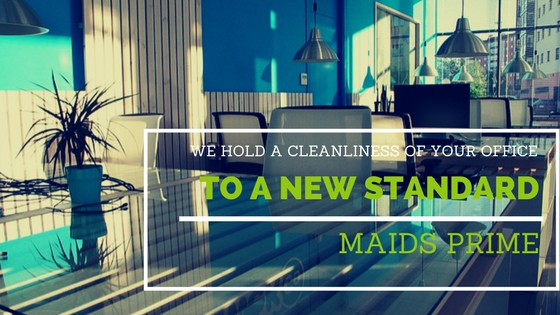 commercial cleaning services maids prime maryland, dc, virginia