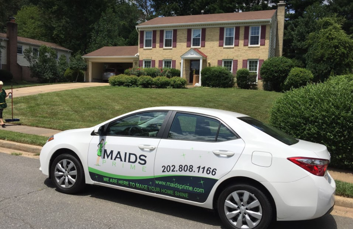 Maids Prime House Cleaning Services Bethesda MD